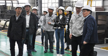 Experts from South Center of China Academy of Mechanical Science