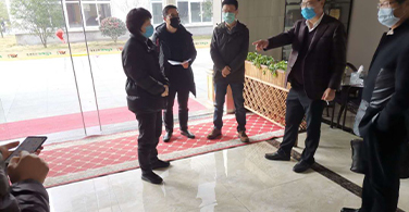Care at all levels helps Zhejiang yiduan to fight epidemic and resume work to promote production